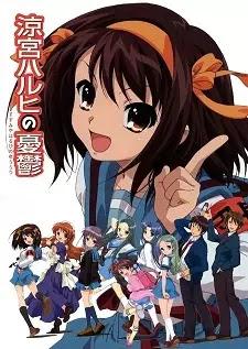 Suzumiya Haruhi no Yuuutsu (The Melancholy of Haruhi Suzumiya) thumbnail