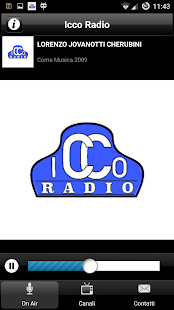 Icco Radio- screenshot thumbnail