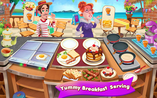 Tasty Kitchen Chef: Crazy Restaurant Cooking Games filehippodl screenshot 11