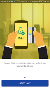 DCB Bank UPI App- screenshot thumbnail