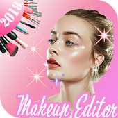 Face Makeup: Selfie Makeover and Makeup You Face