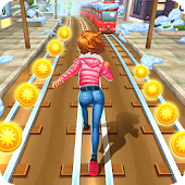 Subway Rush Runner 3D