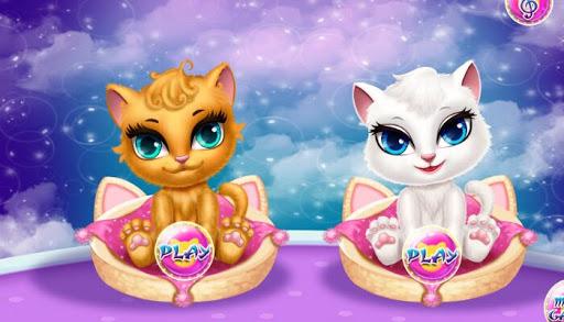 醫生&清理 貓 - 安吉拉|玩休閒App免費|玩APPs
