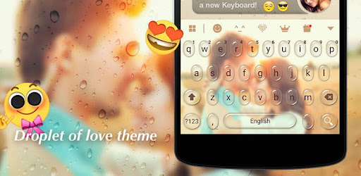 Keyboard-Boto: Droplet of Love - Apps on Google Play