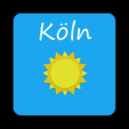 Köln - Das Wetter 天氣 App LOGO-APP開箱王