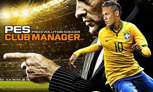 PES CLUB MANAGER Imagen do Jogo