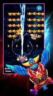 [Download Chicken Shooter: Space Defense for PC] Screenshot 1