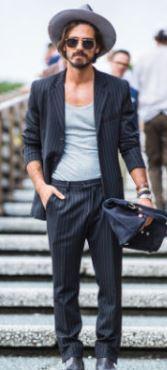 Men's tweed jacket casual dressing ideas