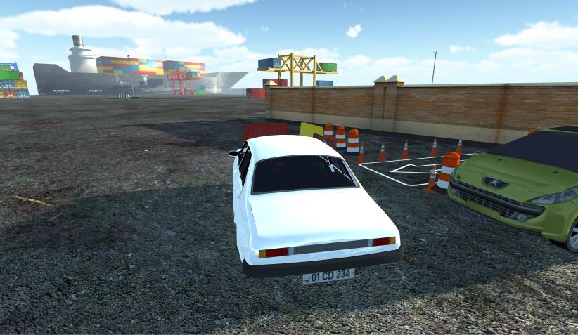 Game belajar mobil