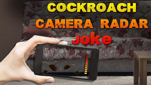 Cockroach Camera Radar Joke