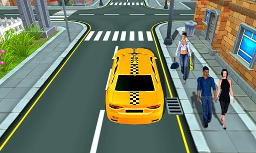 City Taxi Driving 3D 1.13 screenshots 2