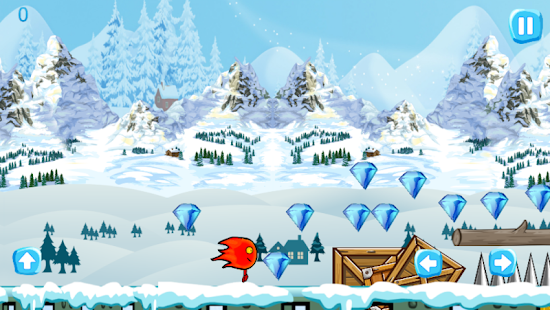 Redboy and Bluegirl : ice island - náhled
