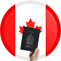 Canadian Citizenship Test 2019: Practice & Study icon
