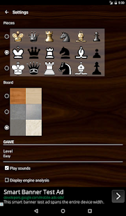 WJChess (chess game)- screenshot thumbnail