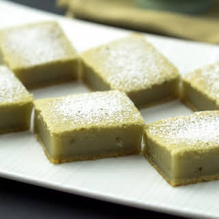 Green Tea Mochi CakeRecipe.