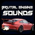 Engine sounds of Porsche 911 icon