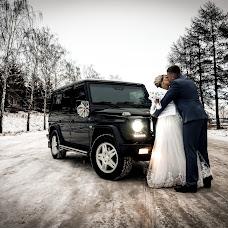 Wedding photographer Pavel Tkachev (Slithlite). Photo of 15.01.2015