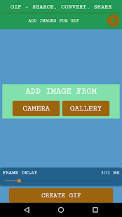 GIF Maker and GIF Convertor : Video, Images - náhled