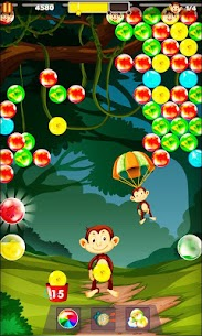 Real Bubble Shooter Game 3