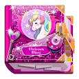 Unicorn Diary (with lock - password) apk