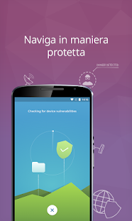 Mobile Security & Antivirus- miniatura screenshot
