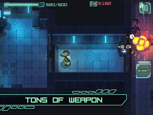 Endurance: space shooting RPG  game 1.6.9 screenshots 23