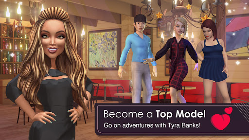 America's Next Top Model Mobile Game: Full Edition 1.13.6 app download 1