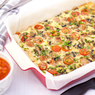 Full English Frittata & Harbour Living Giveaway!