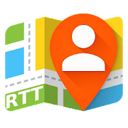 Real-Time GPS Tracker 2 0.9.43 Icon
