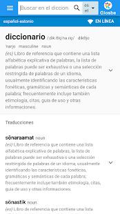 Estonio-Español Diccionario - náhled