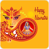Navratri Greetings Editor