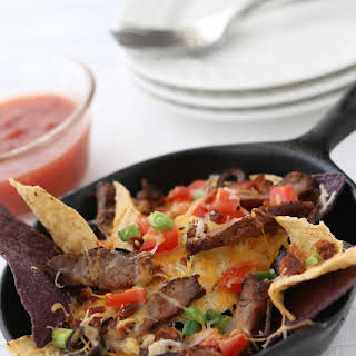 Steak Nachos Recipes.