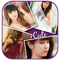 Cute Collage Frame icon