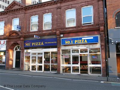 No 1 Pizza On Bridge Street Pizza Takeaway In Town Centre