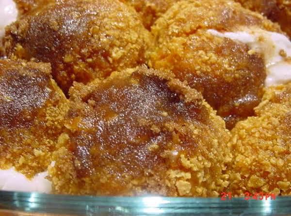 Sweet Potato Puffs Recipe