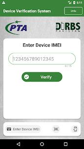 Device Verification System (DVS) – DIRBS Pakistan 1