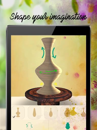 Pottery Simulator Games apktram screenshots 10