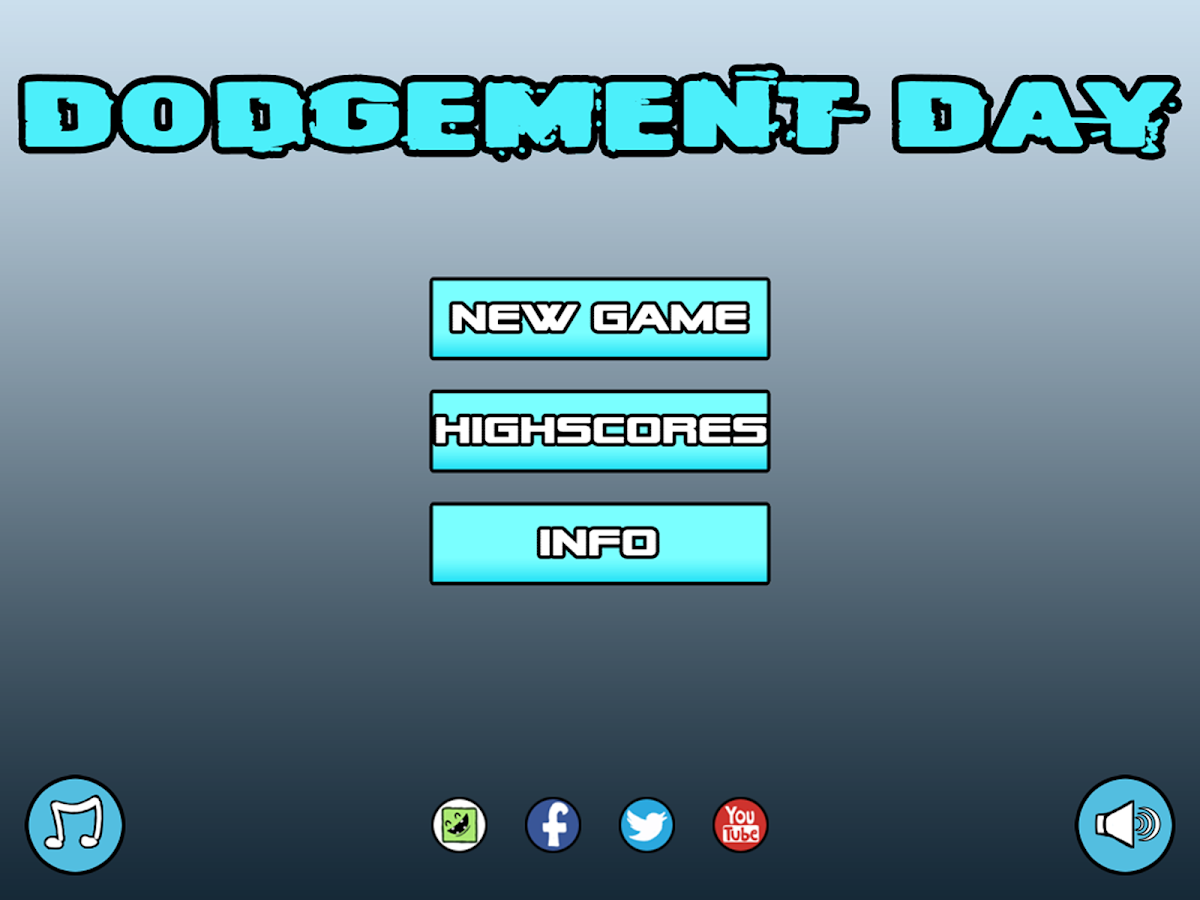 Dodgement Day- screenshot