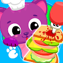 Cute & Tiny Sandwiches - Quick Lunch for Baby Pets icon