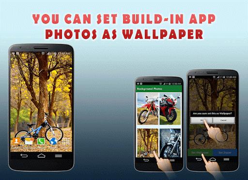 玩個人化App|山地自行车屏幕锁定免費|APP試玩