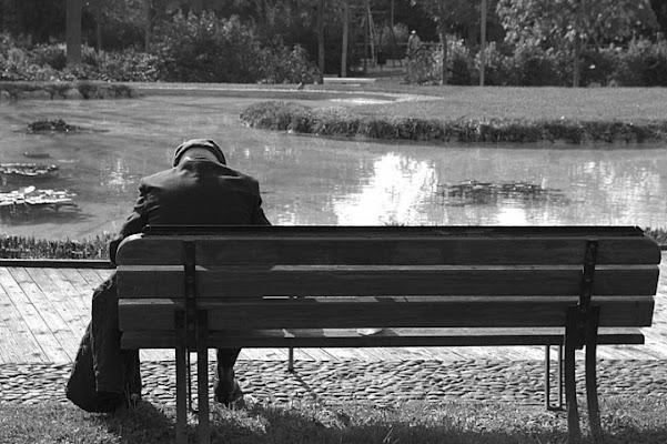 Essere anziani di erricane