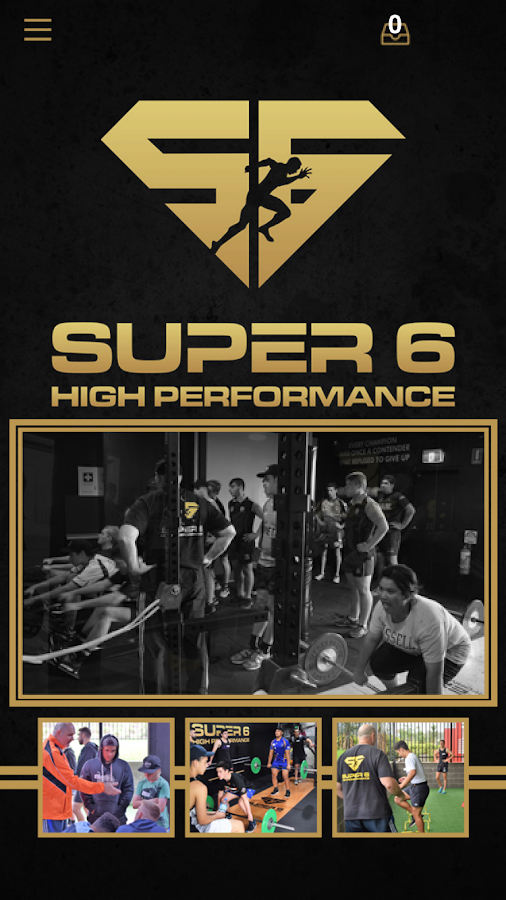 Super 6 High Performance- screenshot