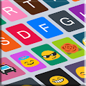 Emoji Color Keyboard -Emoticon icon