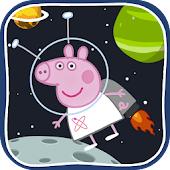 Peppa Space game