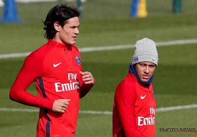 L'OM en remet une couche sur le clash Cavani-Neymar