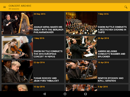 Digital Concert Hall Screenshot 14