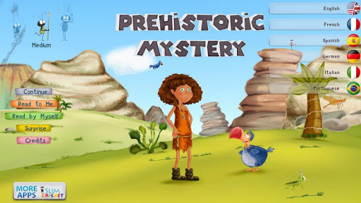 Prehistoric Mystery