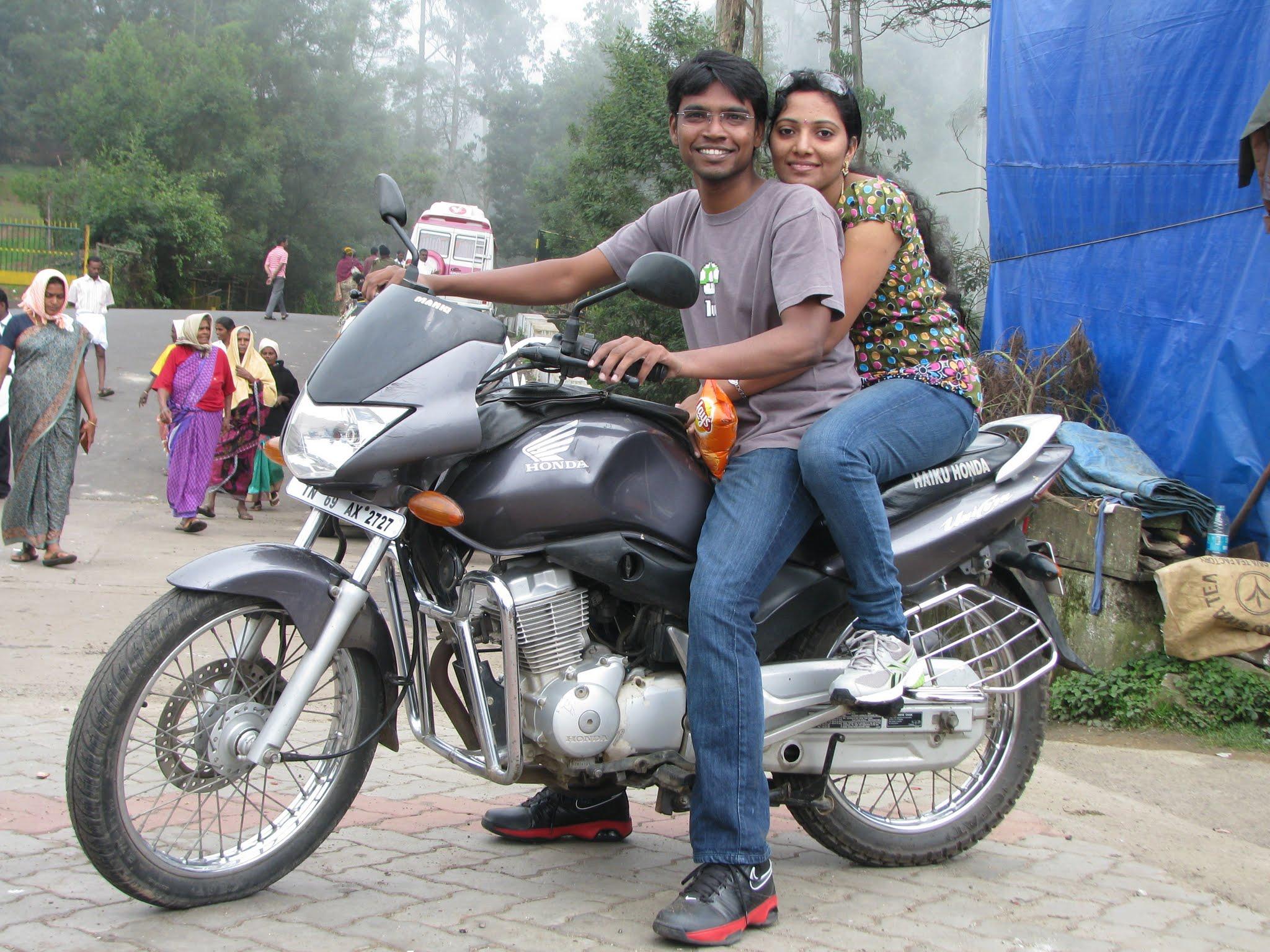 Photo: Near Rock Pillar in Kodaikanal
