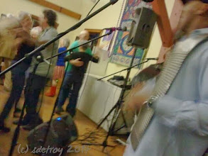 Photo: Dancing is a wonderful part of my life since I was a toddler. This night it was live music, Zydeco dancing.