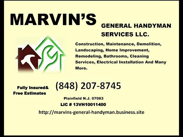 Marvin's General Handyman Services LLC